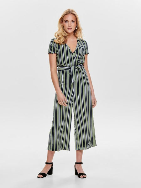 ONLY Rose Wrap Jumpsuit