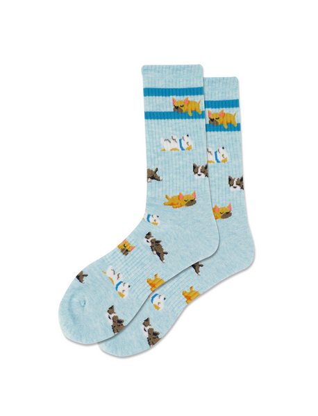 Hotsox Sleeping Dogs Socks