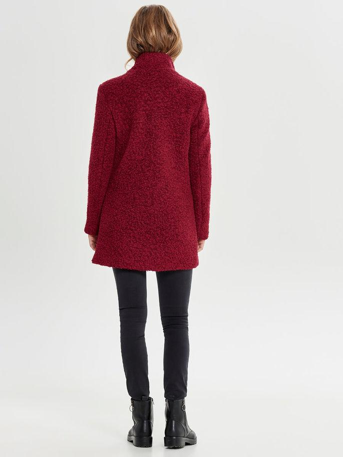 ONLY Sophia Boucle Wool Coat
