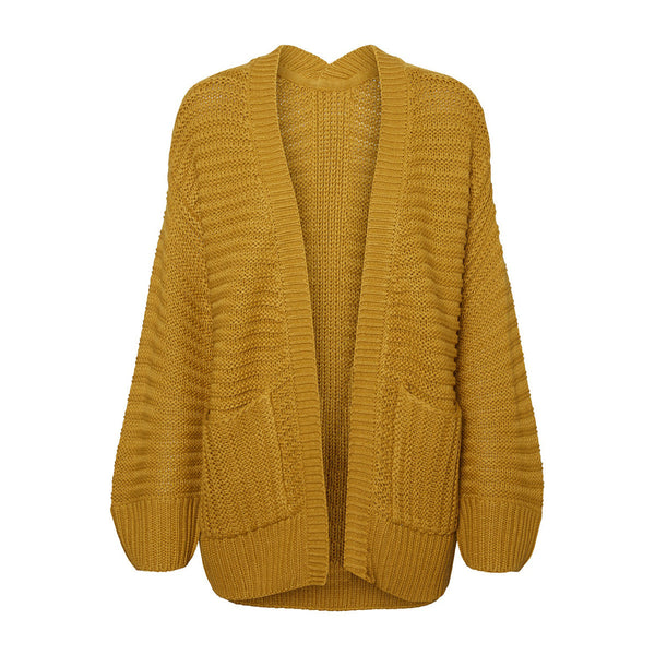 Noisy May Vera Knit Chunky Cardigan