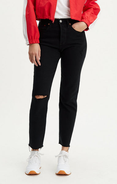 Levi's Wedgie Icon Fit Black Desert