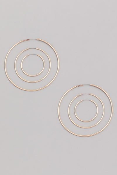 Exposure Wire Earring