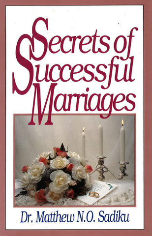Secrets of Successful Marriages
