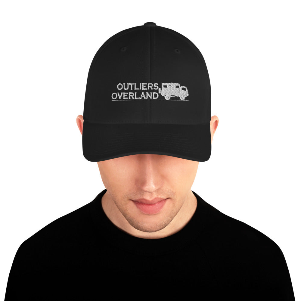 Outliers Overland Flexfit Structured Twill Cap