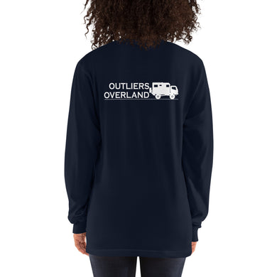 Outliers Overland Unisex Long Sleeve T-shirt