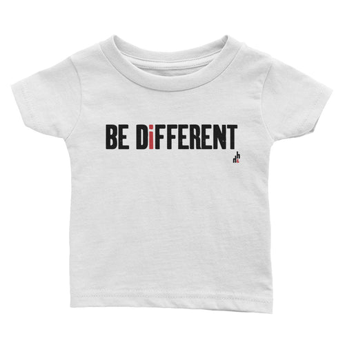 Be Different Infant Tee