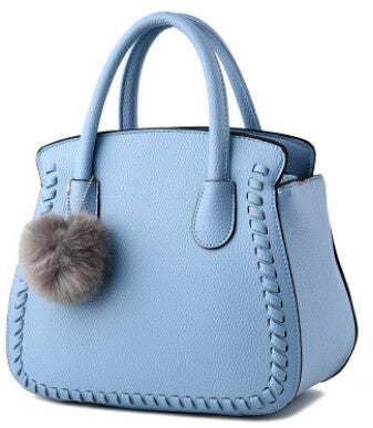 Vogue Star Shoulder Bag (Sky Blue)