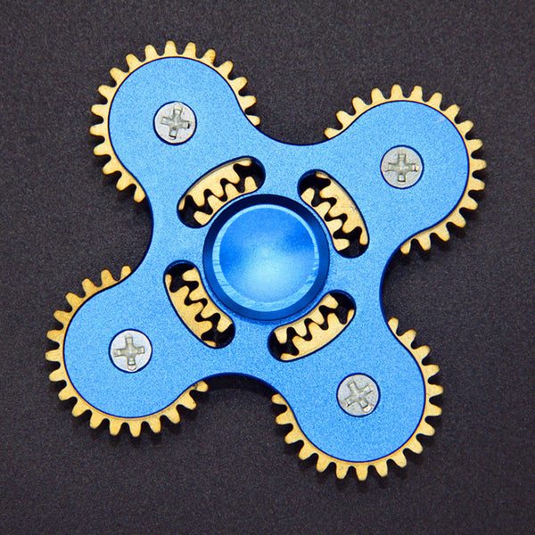 Multi-Gear Fidget Spinner