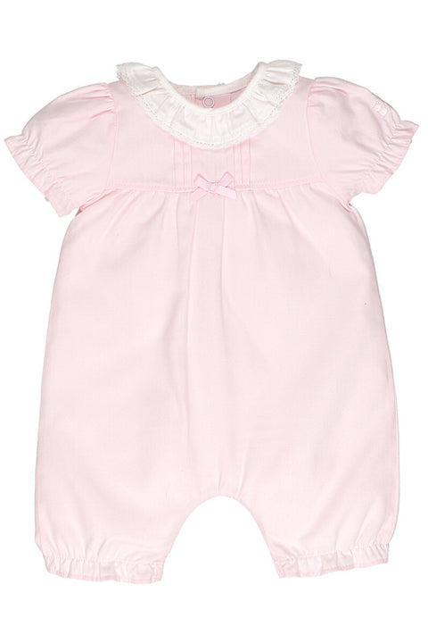 Pink Baby Girls Romper
