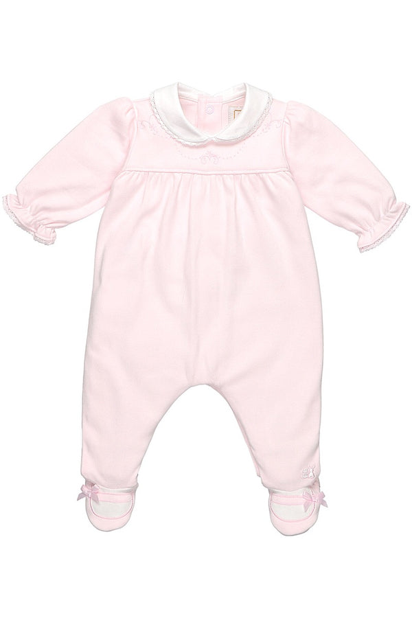Emile Et Rose Traditional Baby Girls All In Ones