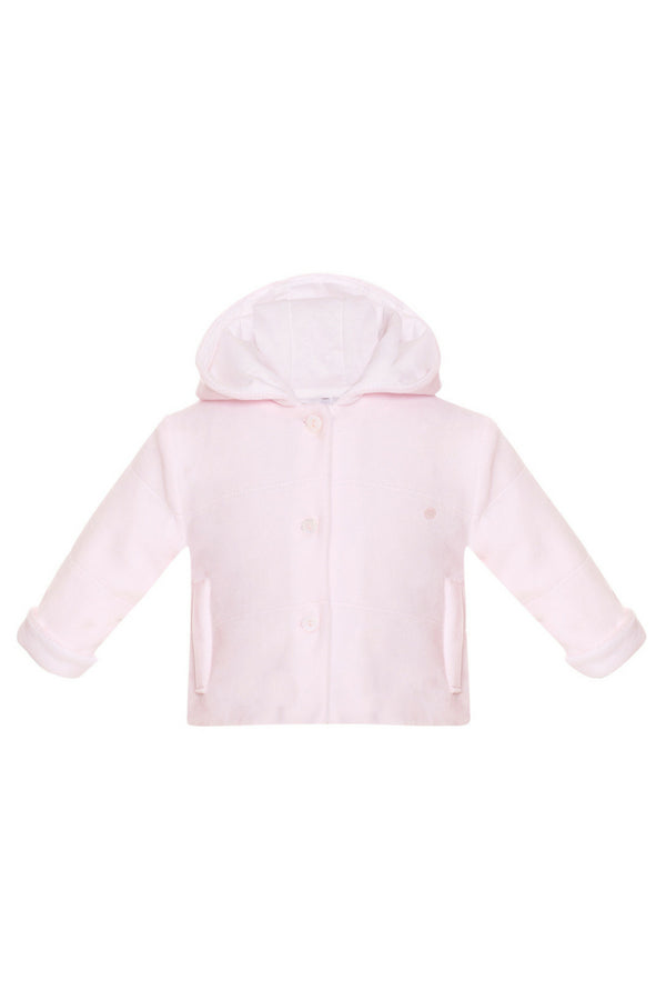 Patachou Pink Velour Jacket