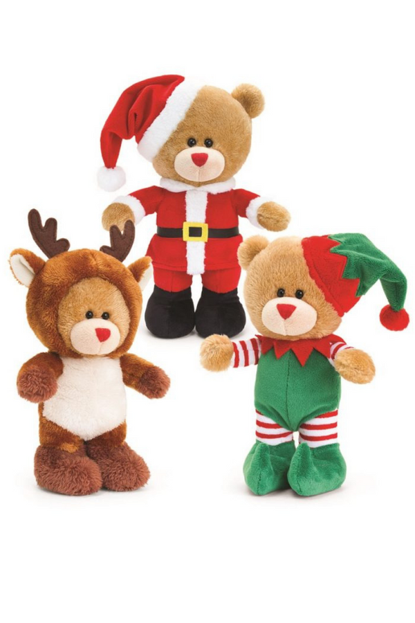 Soft 30cm Singing Bear Teddies