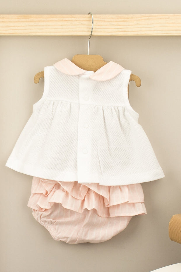 Dress With Frill Bloomers