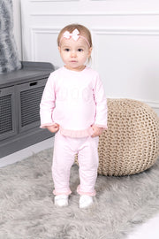 Pink Ice Cream Tracksuit