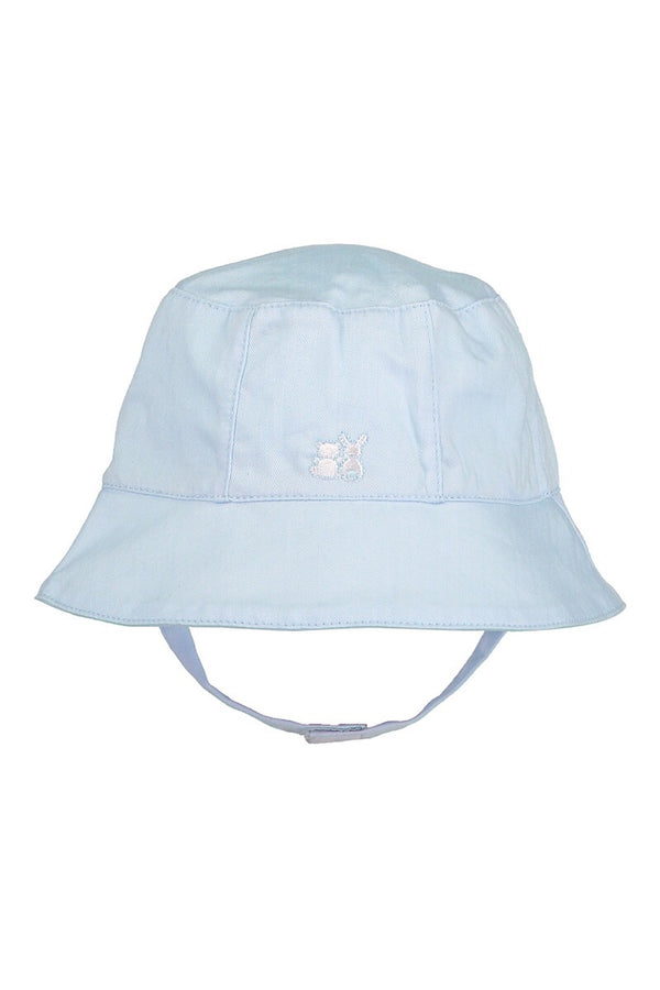e56378bf8f0 Emile Et Rose Baby Boys Pale Blue Fishermans Sun Hat