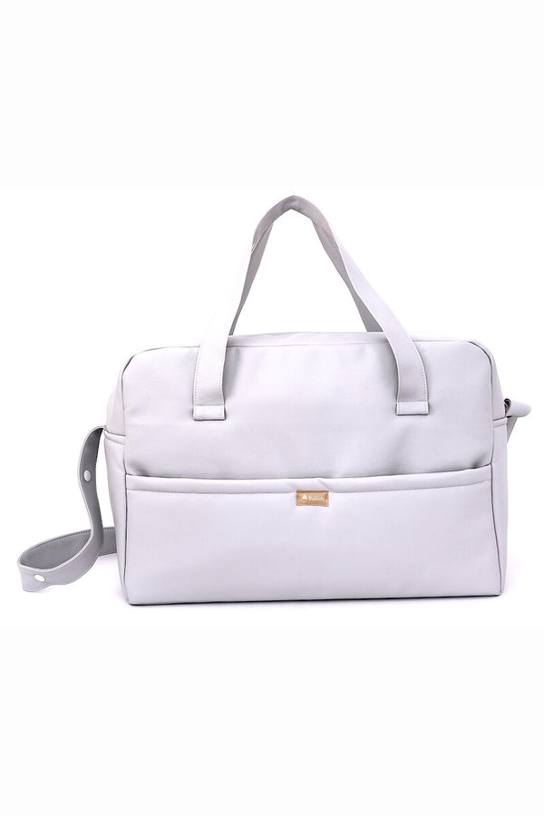 Babidu Grey Changing Bag