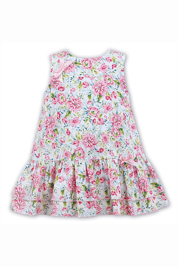 Sarah Louise Floral Bow Dress