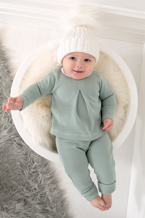 Green Cotton Outfit