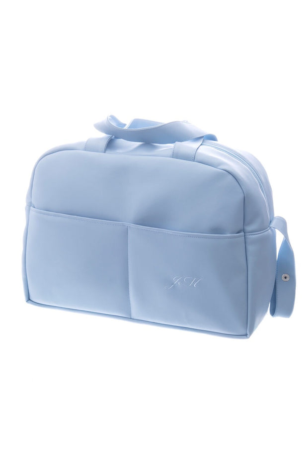 Blue Changing Bag