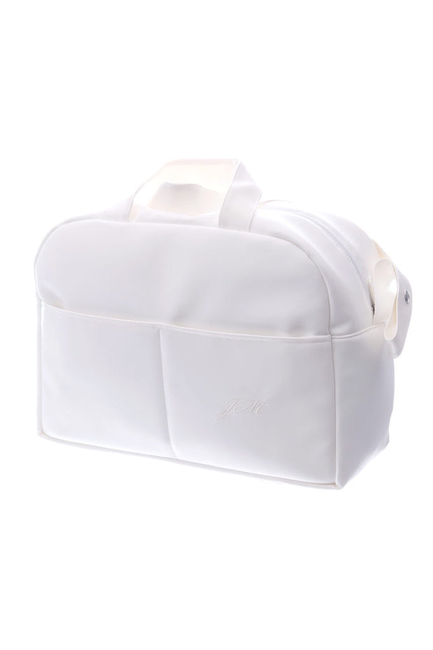 White Changing Bag