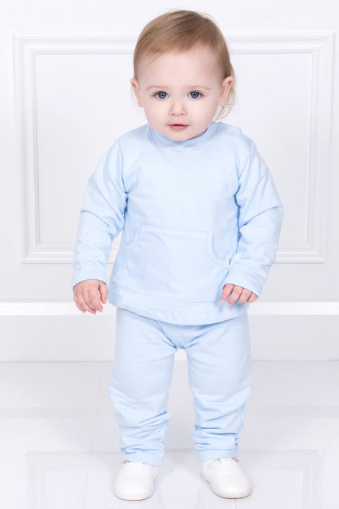Blue Crown Tracksuit