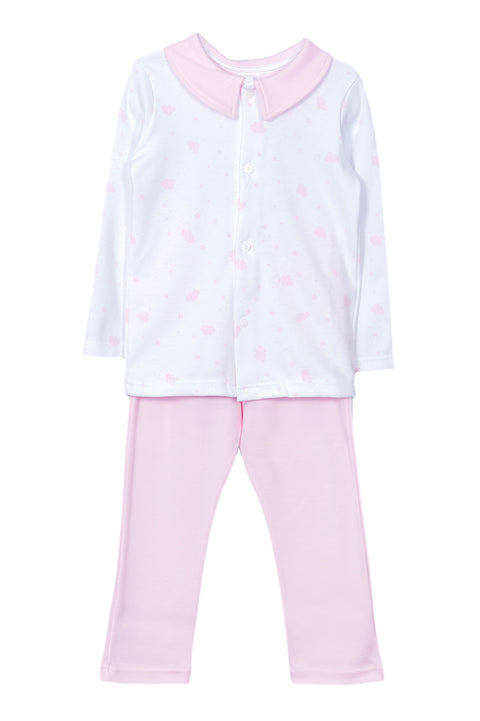 Pink Cloud Pyjamas