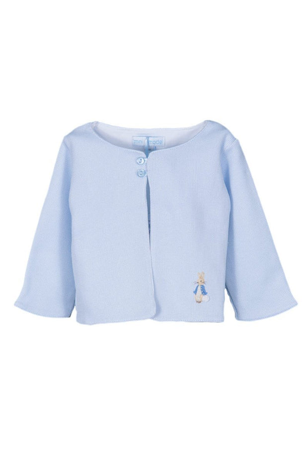 Peter Rabbit Blue Jacket - Jacob Matthews