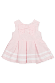 Pink Bow Dress - Jacob Matthews