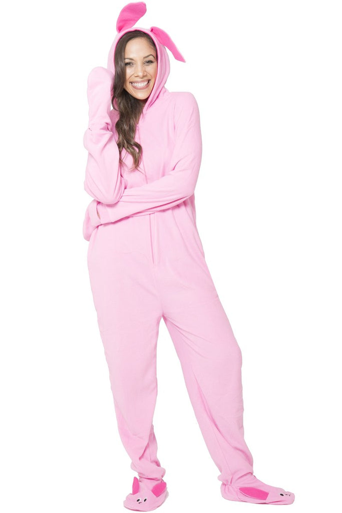 A Christmas Story Ladies 'Bunny' Onesie