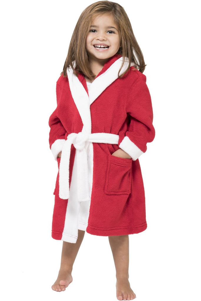 Holiday 'Santa' Toddler Robe