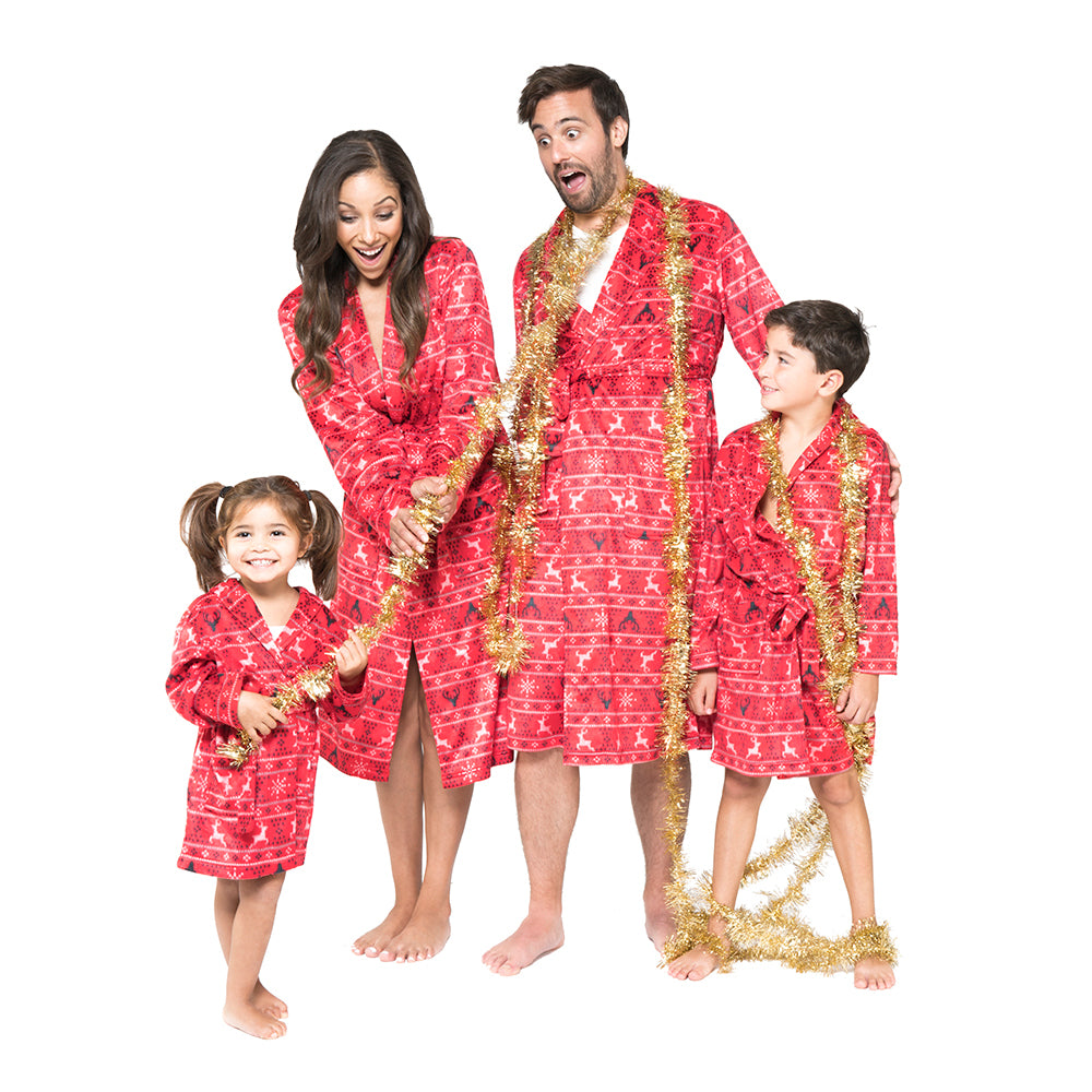 Holiday Robes