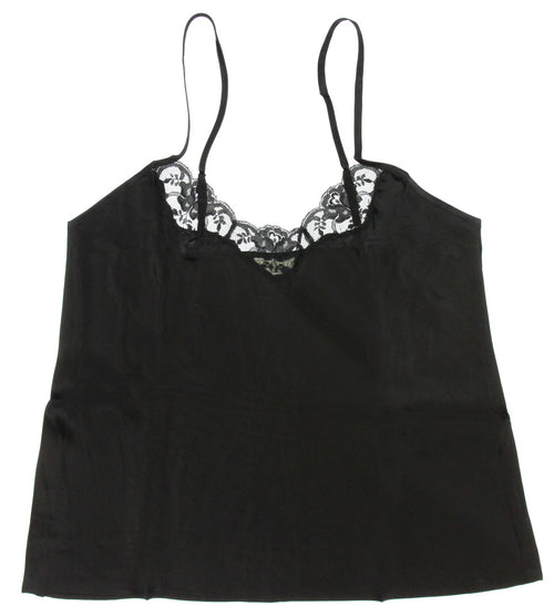 Intimo Womens Silk Lace Camisole Top Shirt