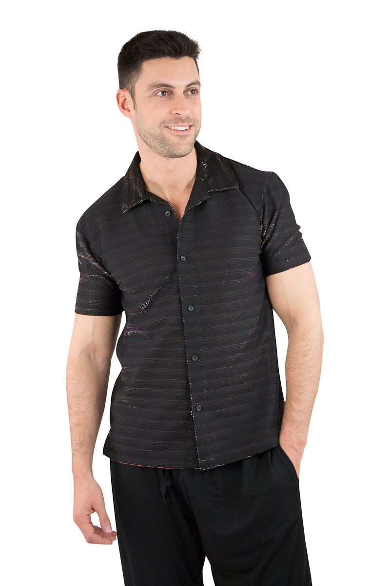 INTIMO Men's Party Camp Shirt
