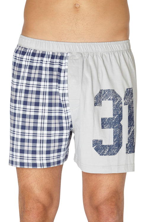INTIMO Mens Team Boxers