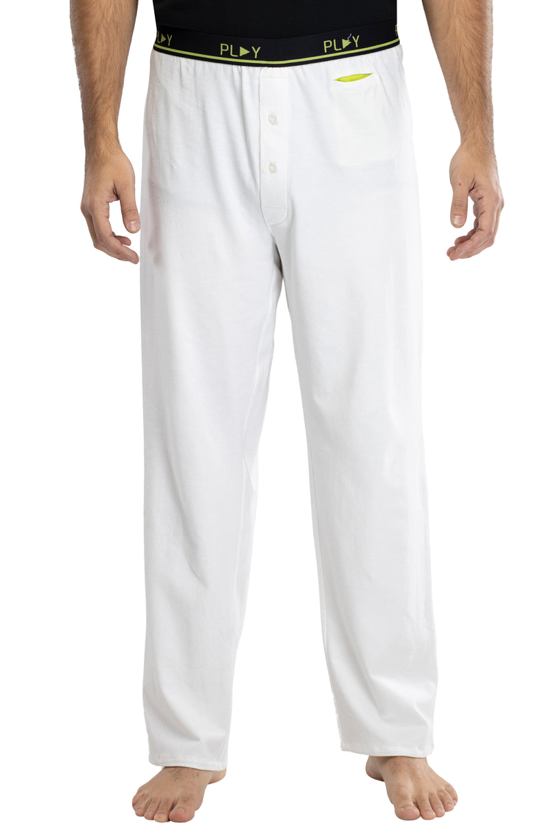Intimo Mens Pajama Lounge Pants iPlay