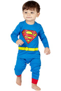 DC Comics Baby Boys' Superman 2 Piece Cotton Infant