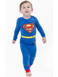 INTIMO Boys' Toddler' Superman Pajama Set