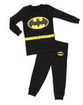 DC Comics Boys Batman Logo Dark Knight Costume Pajama Set