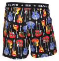 Intimo Men's Elvis Presley Guitar Cotton Boxer Underwear