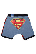 DC Comics Boys' Little Batman 2 Pack Vintage Superman Boxer Brief Underwear