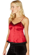 Intimo Womens Silk Sleep Cami -33005