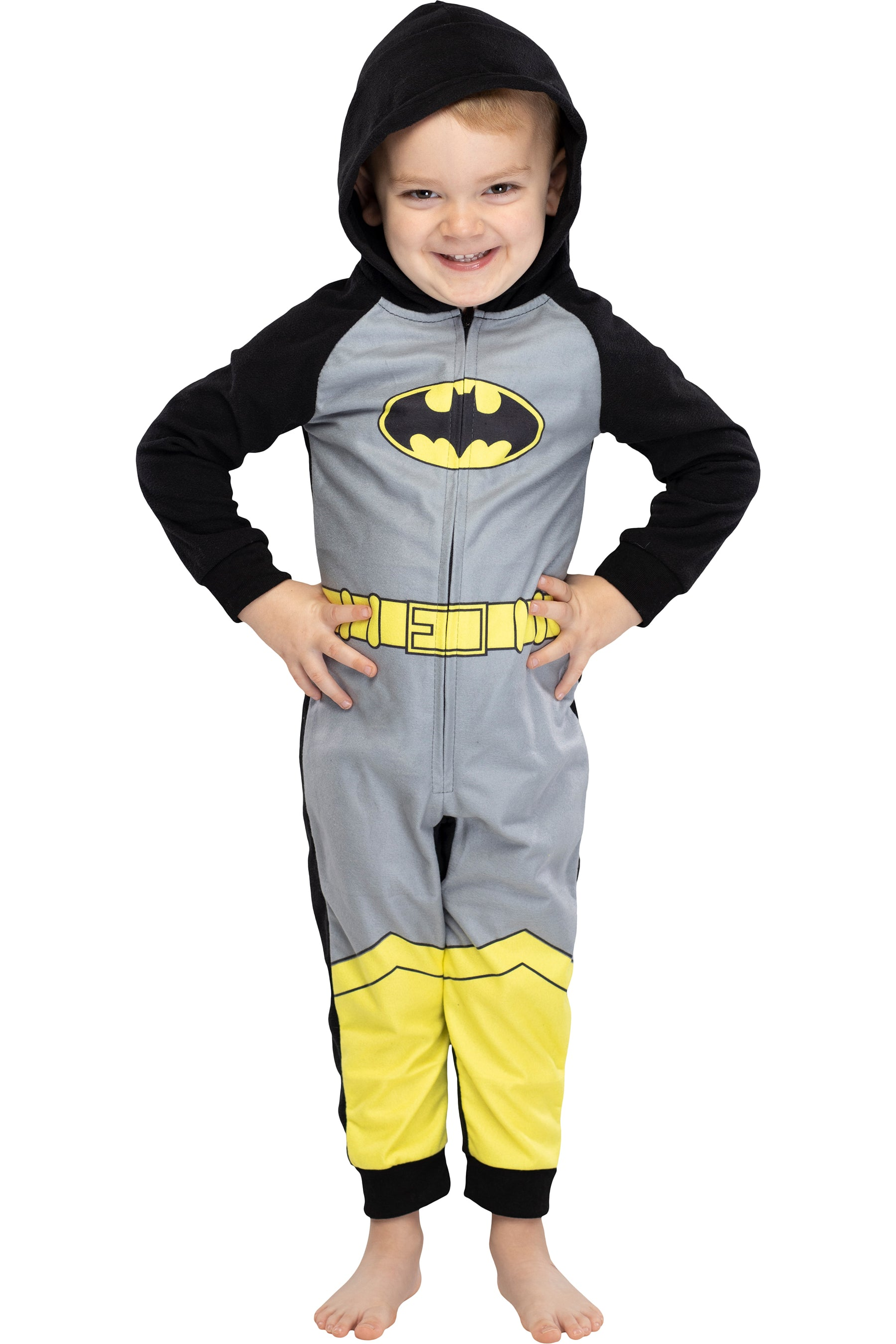 Justice League Boys Family Cosplay Union Suit