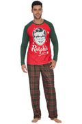 Christmas Story Mens Ralphie Plaid Pajama Set