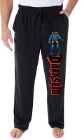 DC Comics Men's Darkseid  Super Villain Character Loungewear Sleep Pajama Pants