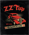 "ZZ Top Blanket Eliminator EST 1969 Rock and Roll Music Band Super Soft Fleece Throw Blanket 48"" x 60"" (122cm x152cm)"