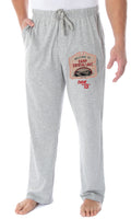 Friday The 13th Men's Welcome To Camp Crystal Lake Loungewear Sleep Bottoms Pajama Pants