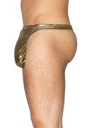 Intimo Mens Liquid Metallic Thong