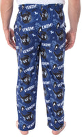 Marvel Men's Venom Vintage Character Adult Sleep Lounge Pajama Pants
