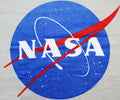 NASA Meatball Logo Terry Beach Towel Space Agency