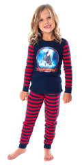 The Polar Express Train Matching Family Pajama Sets Tight Fit Cotton Pajamas For Adults, Kids, Toddlers, Infants